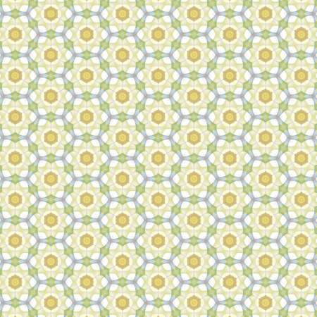 Abstract oriental seamless pattern carpet style