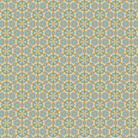Abstract color geometric pattern for modern interiors design, wallpaper, textile industry Standard-Bild
