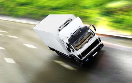 ciężarówka: dobry dzień na wycieczkę