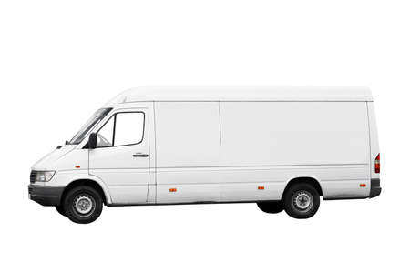 haulage: van