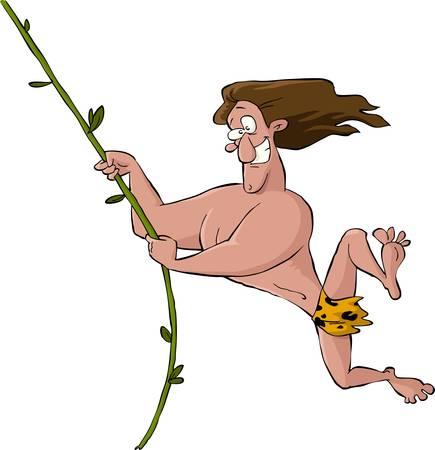 Tarzan» schwingt die Hantel