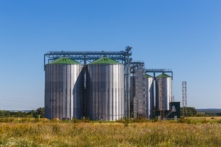 Steel storage tanks for silo, agriculture factory warehouse