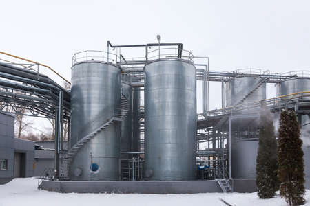 Industrial Plant Production of specialized fats and food additives in ALEKSEEVKA, BELGOROD REGION, RUSSIA