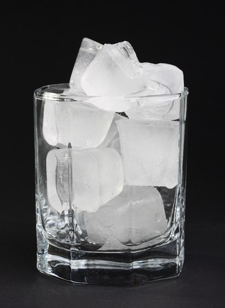 sone: Sone cubes of ice inside a glass