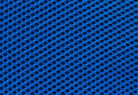 Fabric texture with holes in high resolution photo