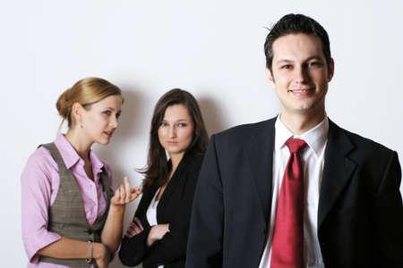 blasphemy: a successful business team
