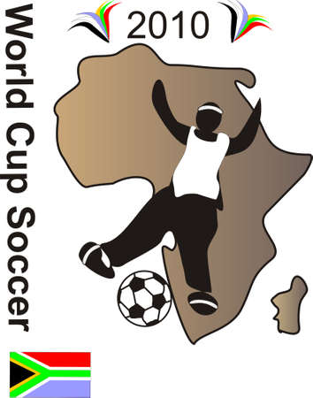 2010 World Cup Soccer Championships in South Africa