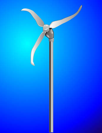potentiality: La energ�a e�lica de la turbina que los poderes de nosotros .. Vectores