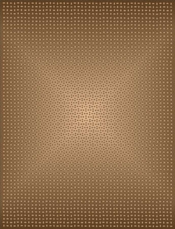 Brown gardient squares in a design for a background, looks like a burlap or cloth.
