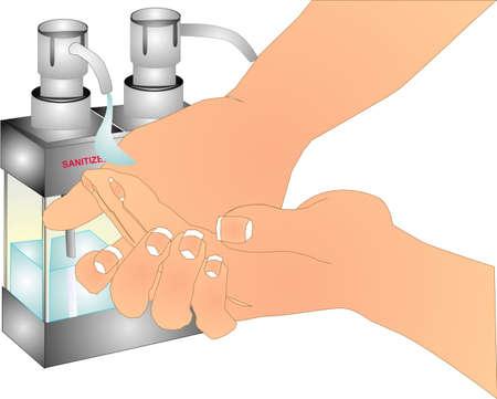 aseo personal: Mano de bombas que se utiliza para limpiar las manos, por lo tanto no a pasar sobre g�rmenes o bacterias.