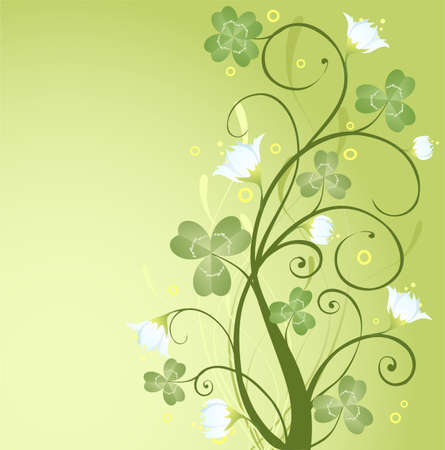 St. Patrics design Vector