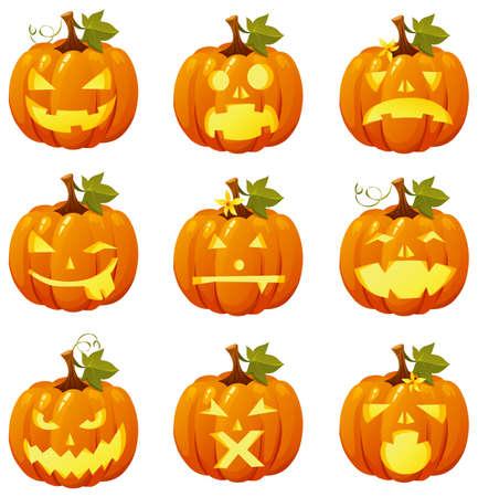 Pumpkin pictogrammen