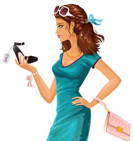 clutch: True fashionista
