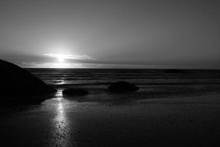 The Granites Beach Kingstone South Australia BW unedited