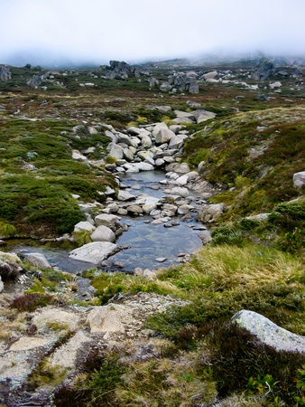 Mt Kosciuszko New South Wales Australia Stock Photo - 10619744