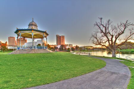 Rotunda & Elder Park 2 HDR