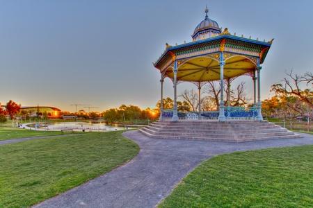 Rotunda & Elder Park HDR