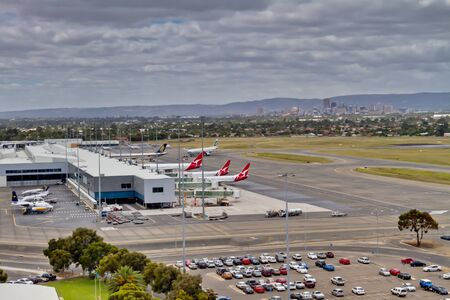 Aeroporto di Adelaide South Australia Archivio Fotografico - 11868442