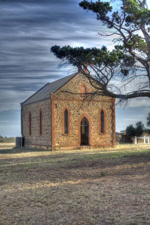 Old Church HDR