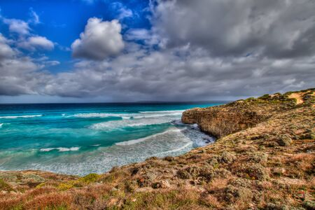 Coast Line & Southern Ocean HDR
