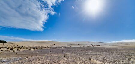 Eyer Peninsula Sand Dunes