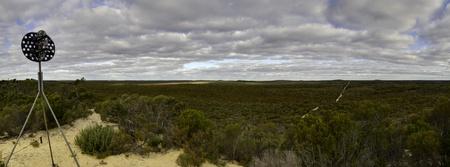 Tigg Lookout border Track South Australia