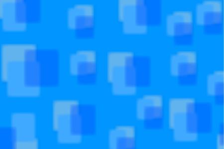 Blue 3D Effect Wallpaper - Background