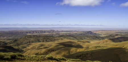 Flinders Ranges South Australia View from Mount