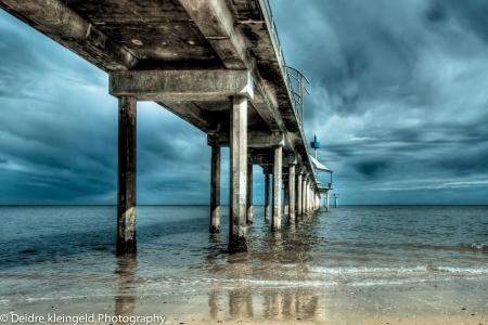 Brighton Jetty South Australia HDR
