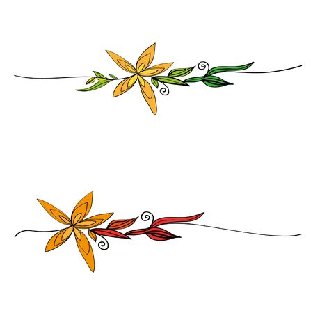 Flowers Иллюстрация