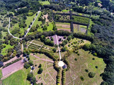botanica: Botanical Garden in Chisinau, Republic of Moldova Stock Photo