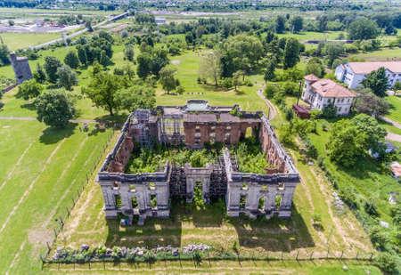 constantin: Little Trianon aerial view