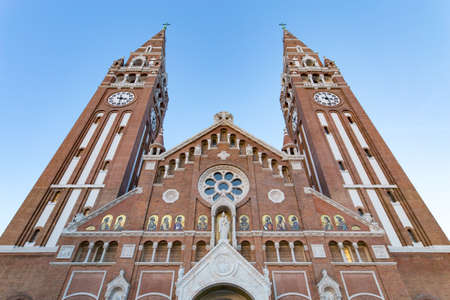 Szeged Votive Church, symbol of the city and most important tourist attraction