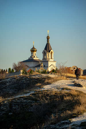 One of the most important tourist attraction in Moldova, The Old Orhei Orthodox Church and village with the same name