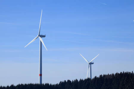 Wind Turbine in Germany photo