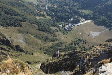picos: Picos de Europa Range Stock Photo