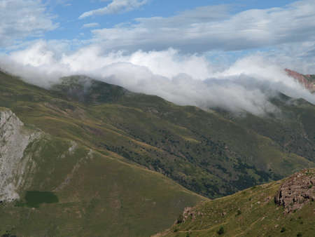 pyrenees: Pyrenees Stock Photo