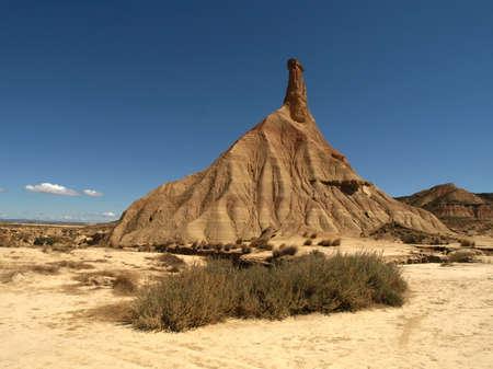 waterless: Desert Stock Photo