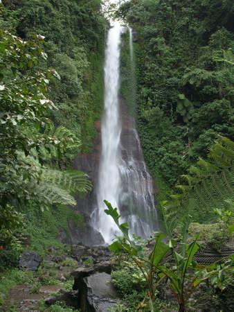git: Git Git Waterfall   Bali