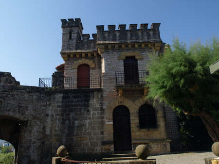 bask: The old City of Hodarribia  Bask Country