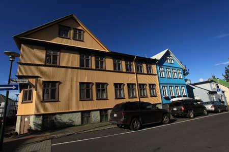 reykjavik: Reykjavik