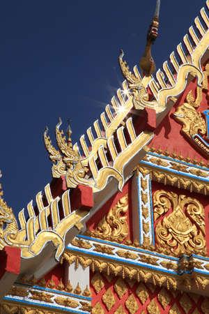 lao: Thai Lao Temple