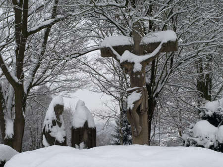Winter in Germany photo