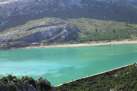highlands region: Mallorca Stock Photo