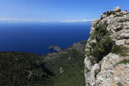 mallorca: Mallorca Coast Stock Photo