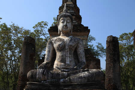 Thai Temple Stock Photo