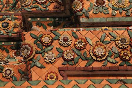 thai temple: Thai Temple Stock Photo
