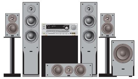 Hi-Fi kit. Audio & home components