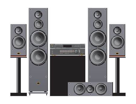 Audio & home components