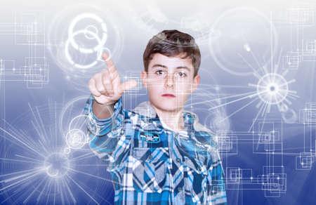 tecnology: tecnology and child
